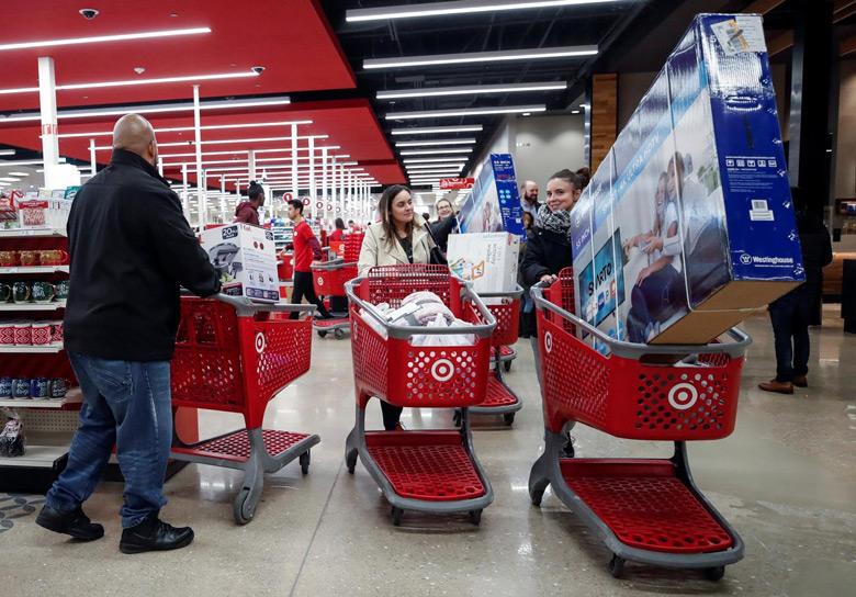 Данные о продажах в традиционных магазинах пока отсутствуют