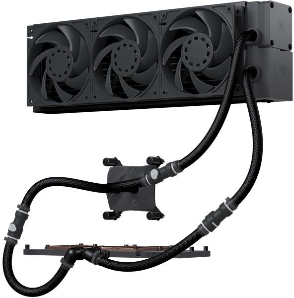 Конфигурация системы жидкостного охлаждения EK Water Blocks EK-MLC Phoenix определяется покупателем