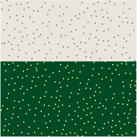 maximal star-discrepancy rectangle for the raindrop pattern
