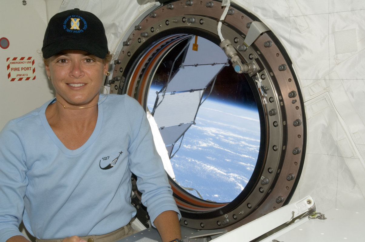Первый президент-астронавт в мире - 2