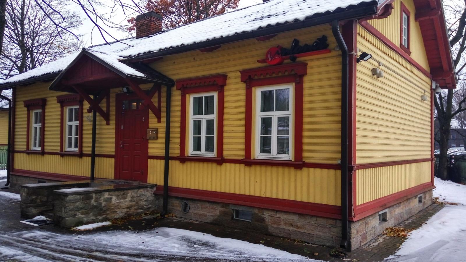 Забег по дата-центрам Таллина - 5