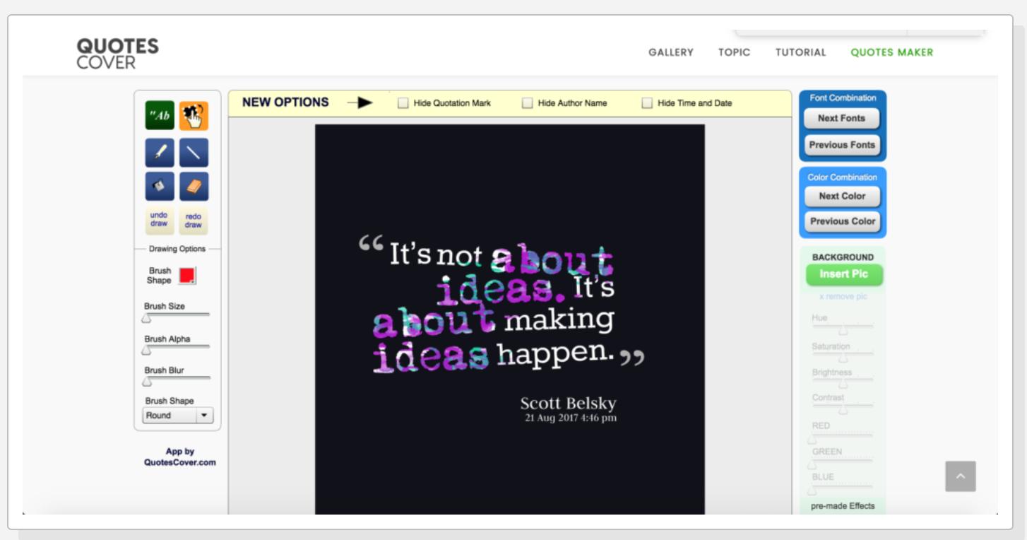 27 бесплатных сервисов для создания визуального контента без дизайнера - 13