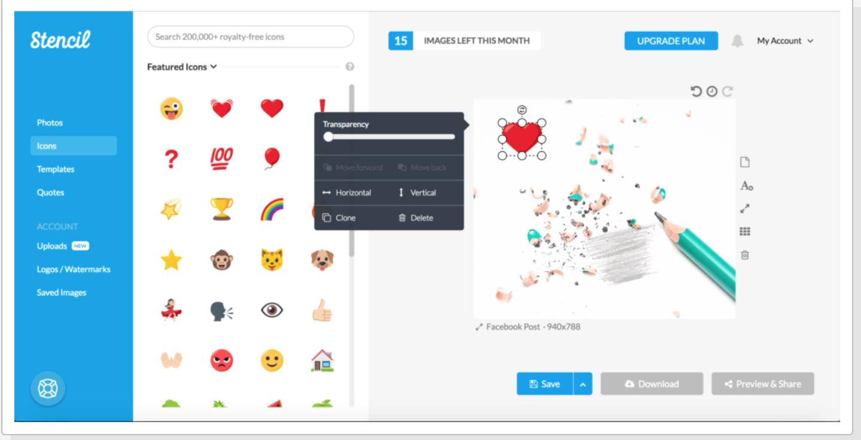 27 бесплатных сервисов для создания визуального контента без дизайнера - 2
