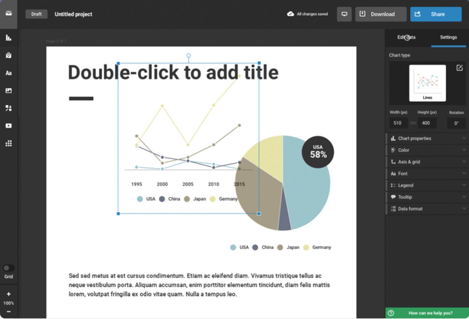 27 бесплатных сервисов для создания визуального контента без дизайнера - 6