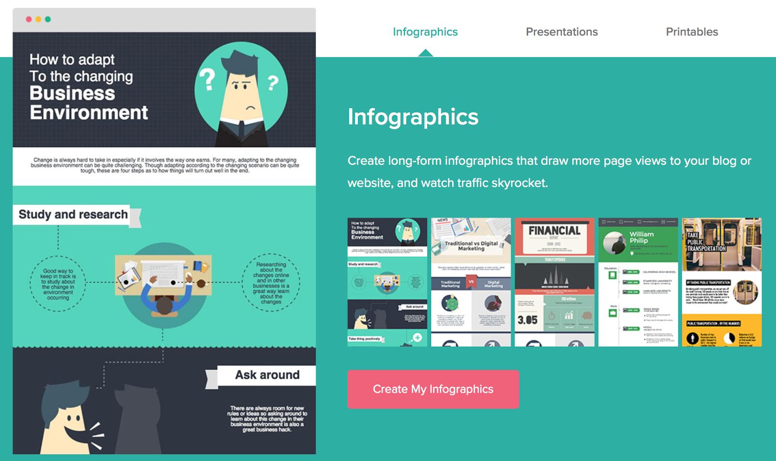 27 бесплатных сервисов для создания визуального контента без дизайнера - 7