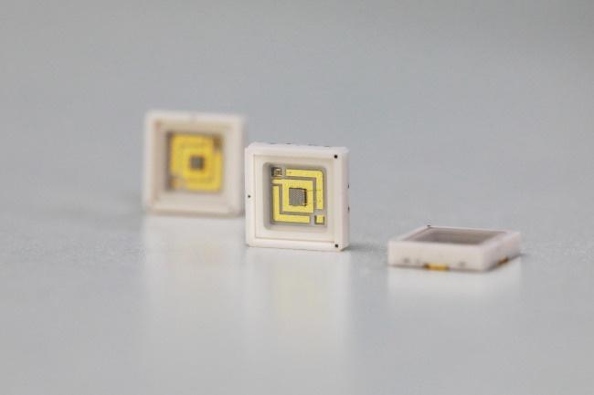 LG Innotek представила ультрафиолетовый светодиод с длиной волны от 200 до 280 нм и мощностью 100 мВт