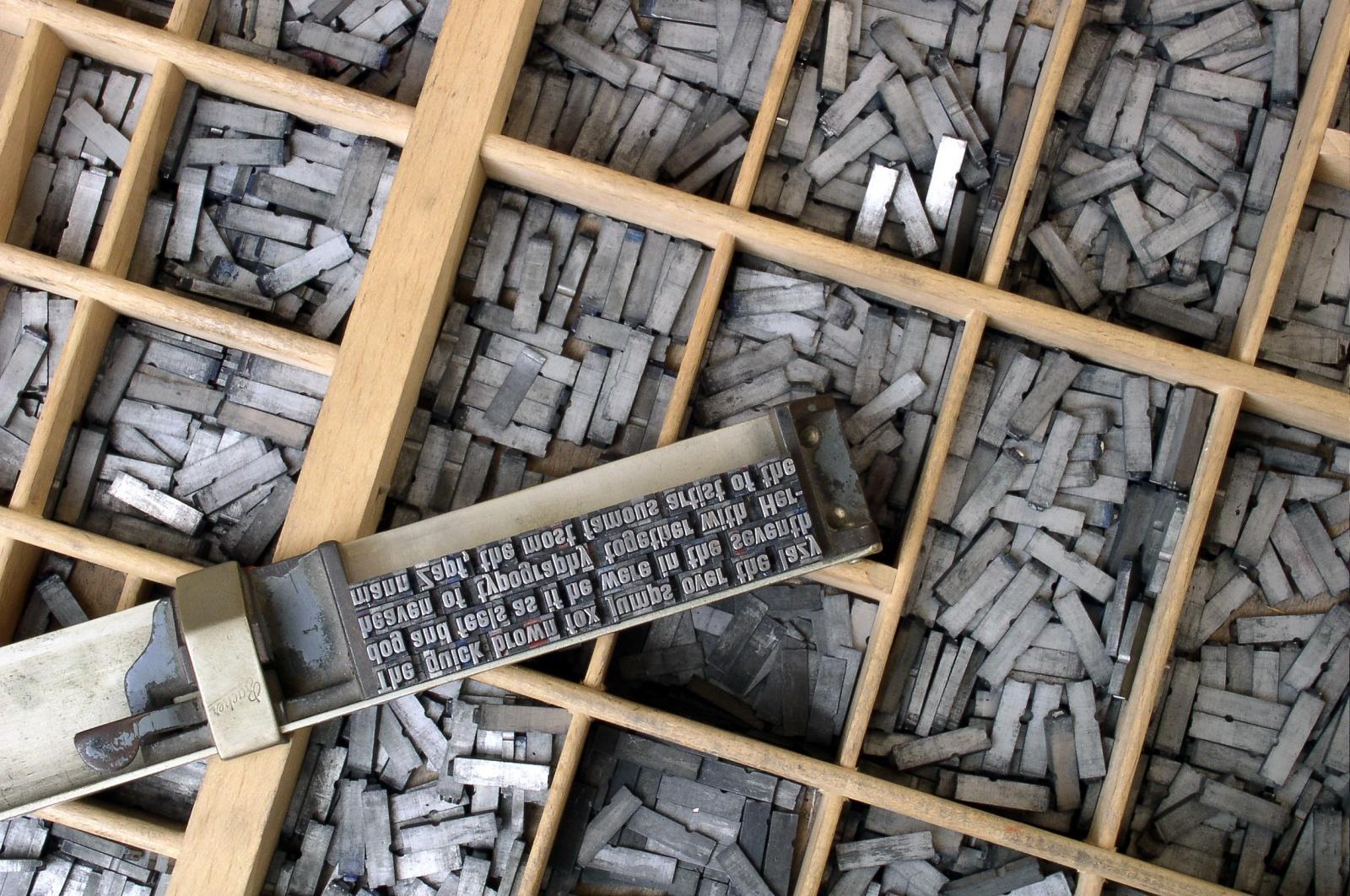 От кипящего свинца до компьютеров: история математической типографики - 3