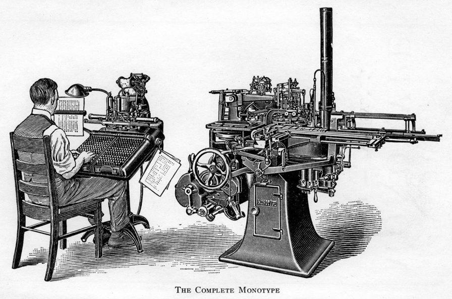 От кипящего свинца до компьютеров: история математической типографики - 6