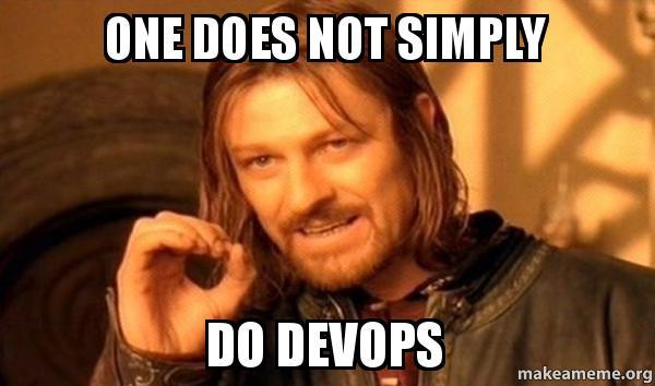 «Правильная» структура команд для DevOps - 1