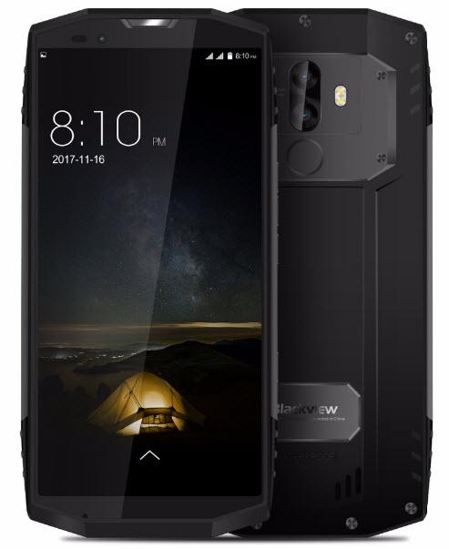 Смартфон Blackview BV9000 Pro получил аккумулятор емкостью 4180 мА•ч и степень защиты IP68