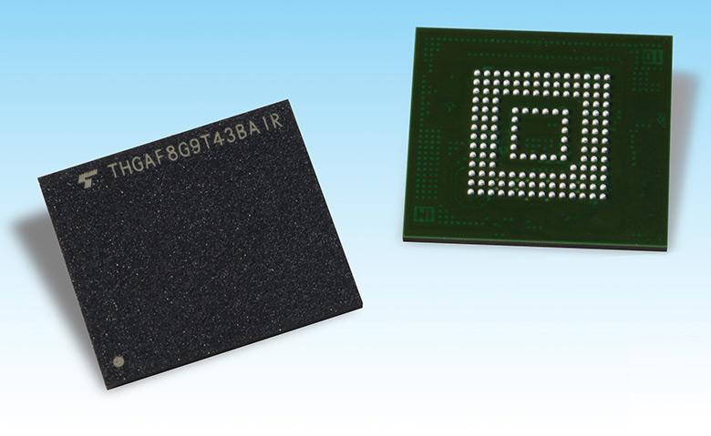 Модули соответствуют спецификациям JEDEC UFS ver. 2.1, включая HS-GEAR3