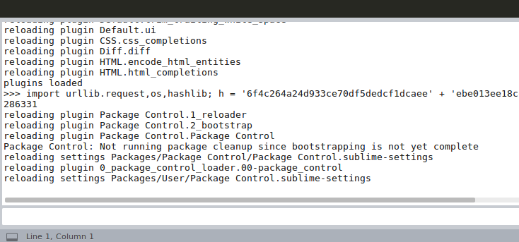 Настройка Sublime Text 3, SW4 и STM32CubeMX для разработки STM32 под Linux - 4