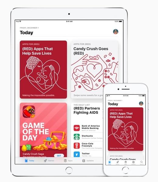 Apple хвастается достижениями линейки RED