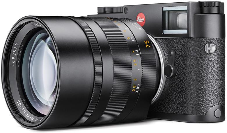 Объектив Leica Noctilux-M 75 mm f 1.25 ASPH оценен производителем в $12795 - 1