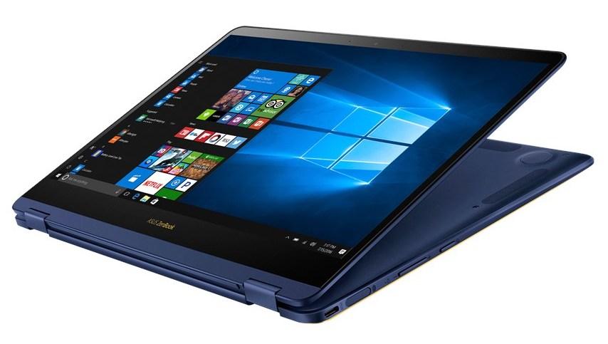 Обзор трансформера ASUS ZenBook Flip S - 1