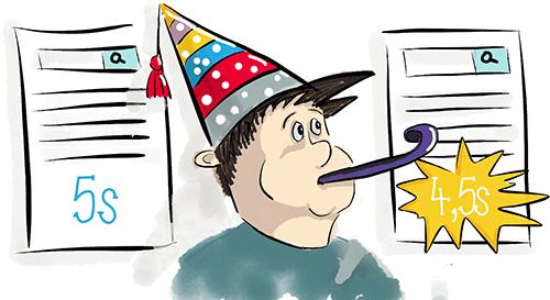 Пользователи не обязательно заметят разницу, так что рановато праздновать