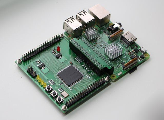 Сетевой JTAG программатор для Altera Quartus Prime из Raspberry Pi3 - 1