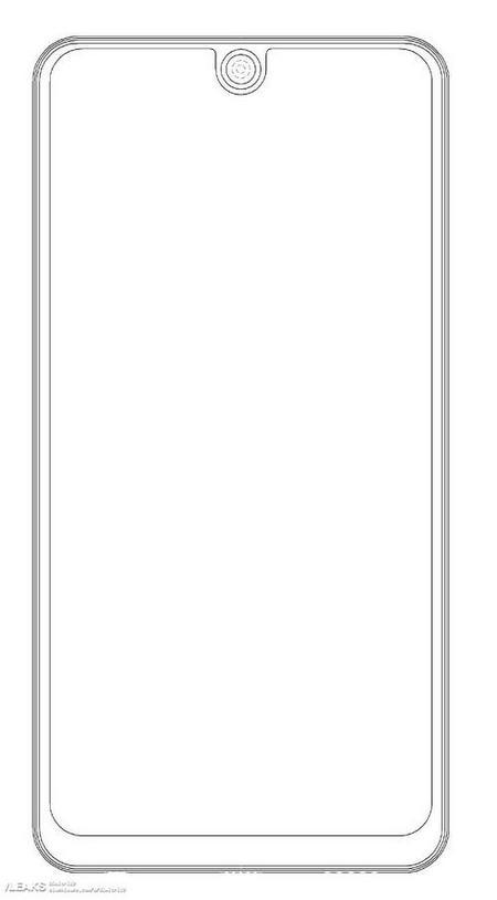 Смартфон LG V40 может напоминать Essential Phone