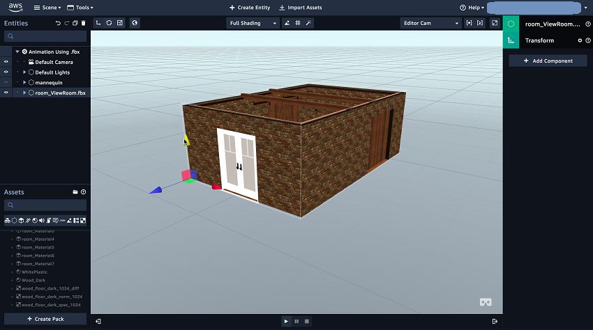 Amazon представил платформу для 3D-, VR- и AR-разработки - 7