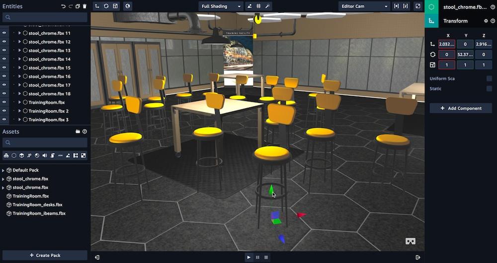 Amazon представил платформу для 3D-, VR- и AR-разработки - 1