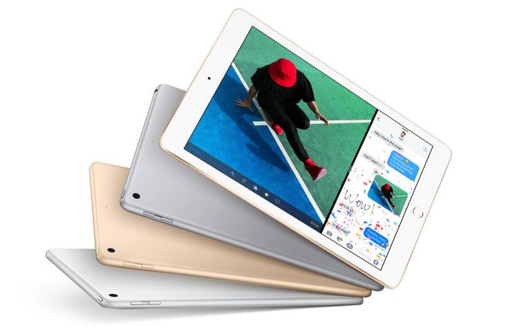 Apple представит новый планшет в 2018 году