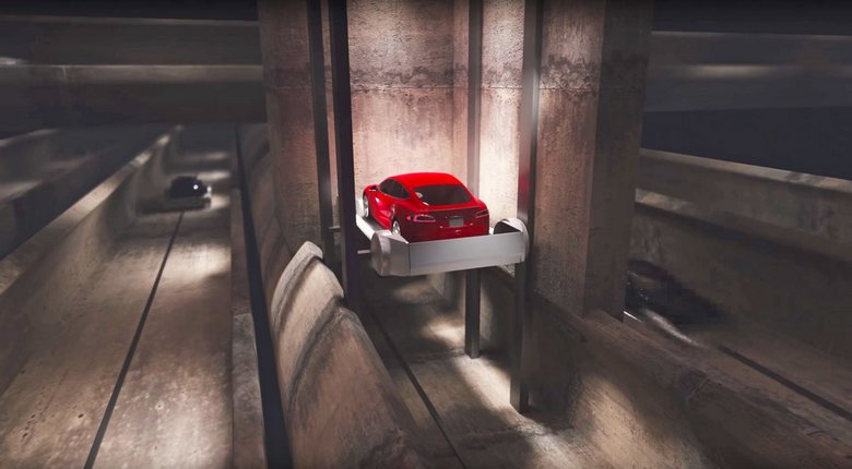 The Boring Company хочет построить туннели, соединяющие центр Чикаго и аэропорт О'Хара