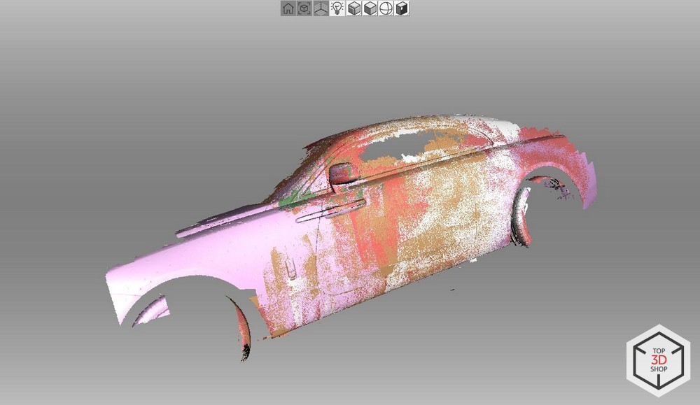 [КЕЙС] Как мы сканировали Rolls-Royce Wraith для тюнинга - 9