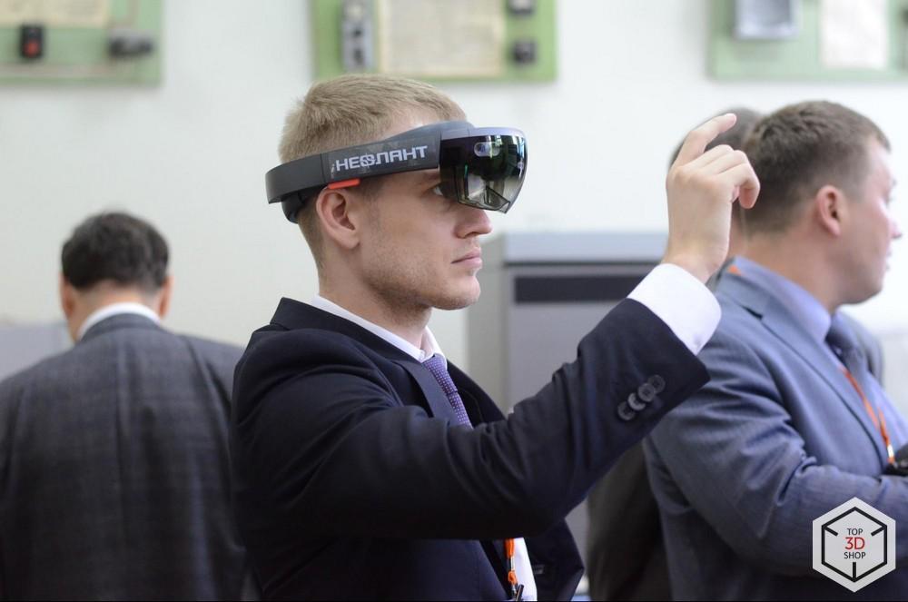 [КЕЙС] Применение Microsoft Hololens компанией НЕОЛАНТ - 16
