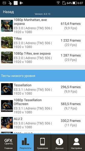 Обзор смартфона ASUS ZenFone 4 Selfie Pro - 42