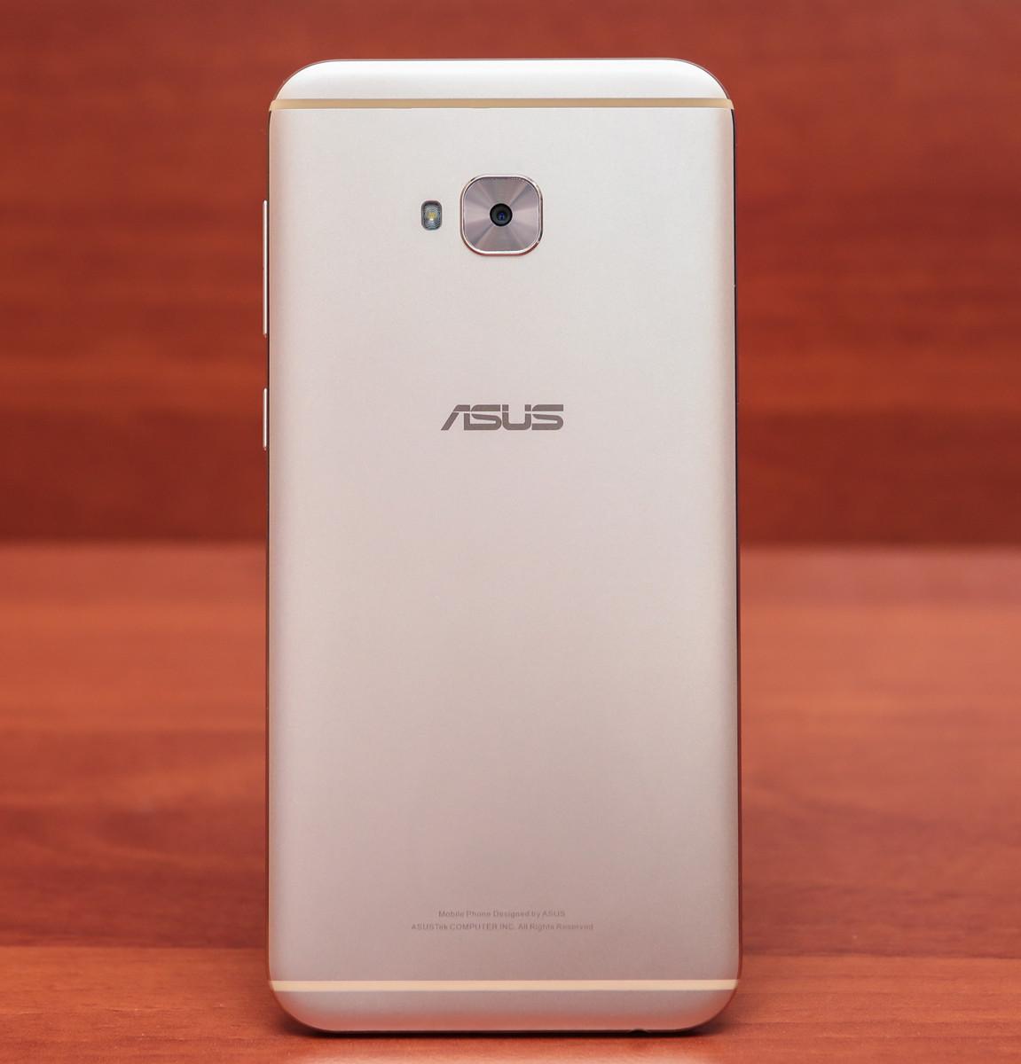 Обзор смартфона ASUS ZenFone 4 Selfie Pro - 8