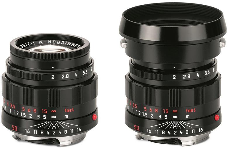 Всего будет изготовлено 300 черных и 200 серебристых экземпляров объектива Leica APO-Summicron-M 50mm f/2 ASPH. LHSA