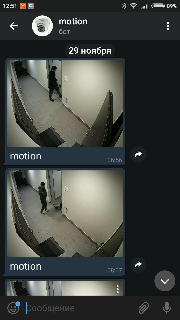 Видеонаблюдение в подъезде своими силами - 2