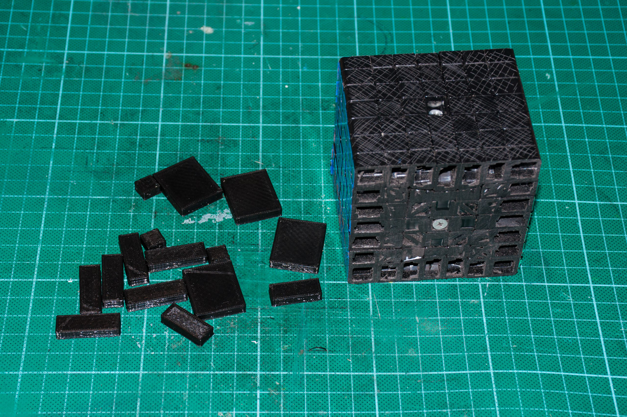 3х5х7 Cuboid или пилим Кубик Рубика - 11