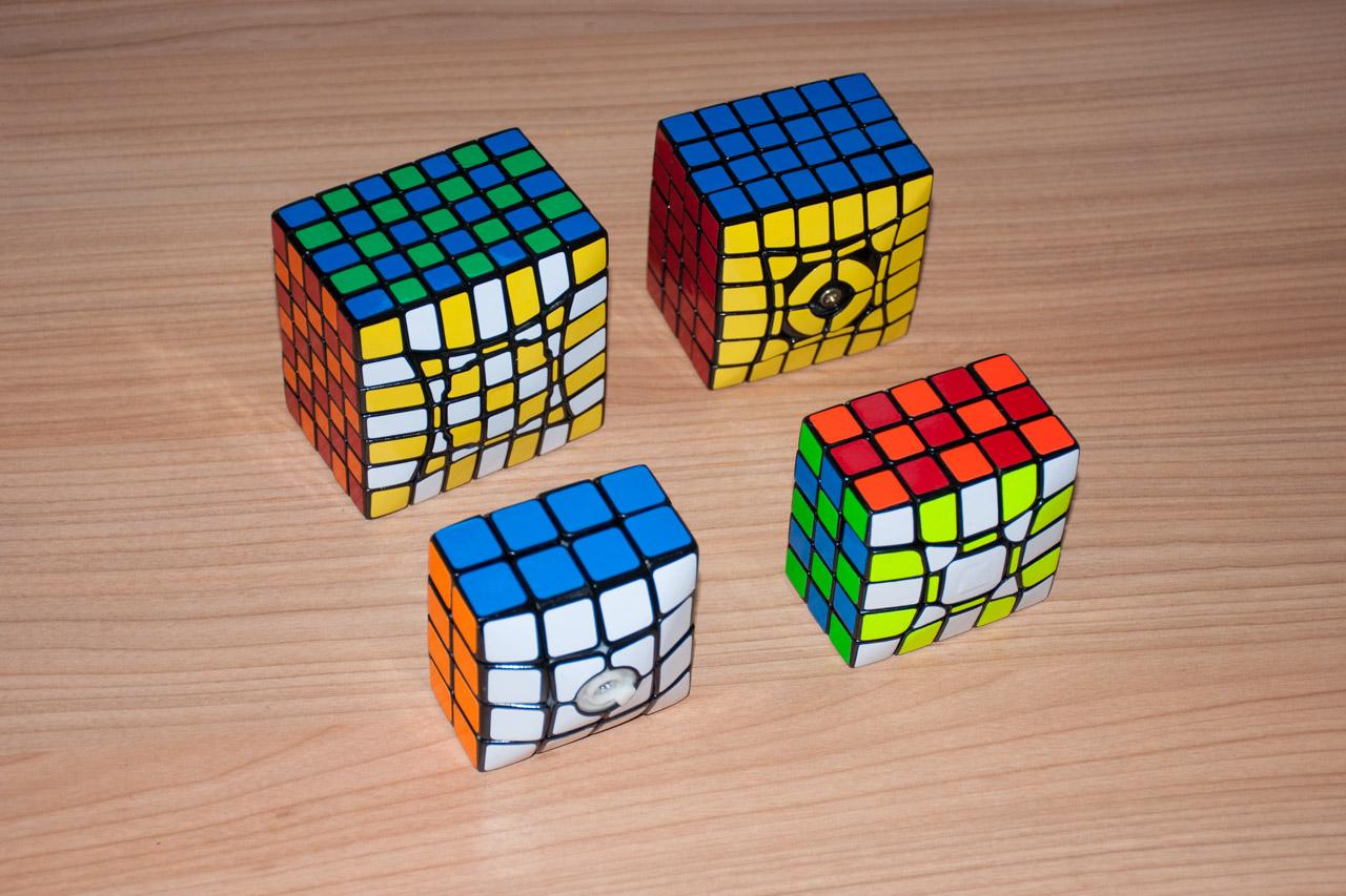 3х5х7 Cuboid или пилим Кубик Рубика - 15