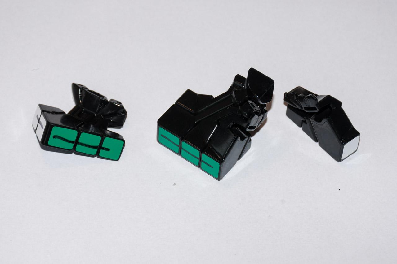 3х5х7 Cuboid или пилим Кубик Рубика - 6