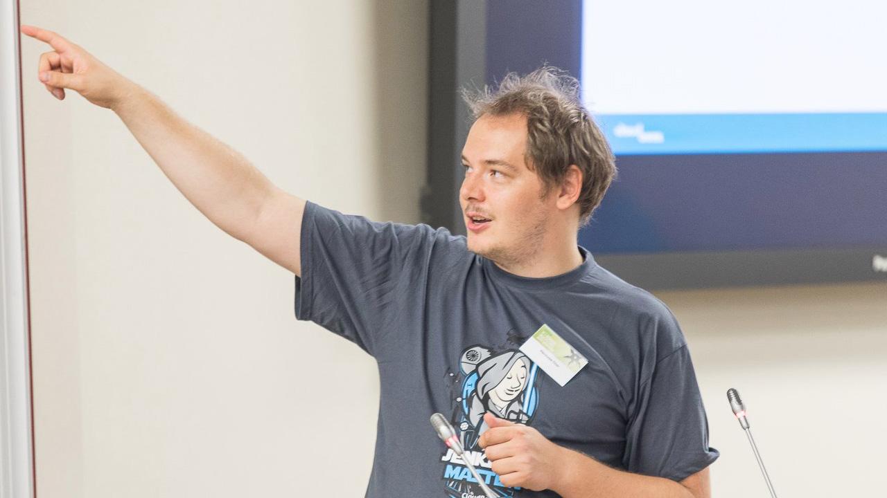 [Питер] Встреча JUG.ru с Олегом Ненашевым из CloudBees — Groovy DSL в Jenkins и Pipeline. Реализации и подводные грабли - 1