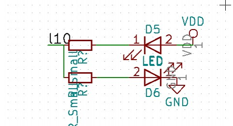 Самодельный светодиодный индикатор в slim факторе - 1
