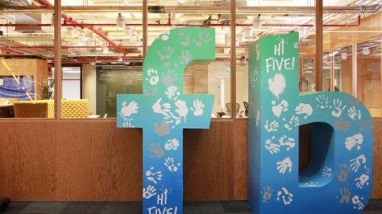 Facebook создает 800 рабочих мест в Лондоне