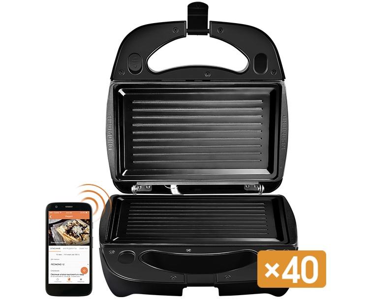 Мультипекарь REDMOND SkyBaker RMB-M657-1S: готовим вкуснейшие блюда с помощью смартфона - 1