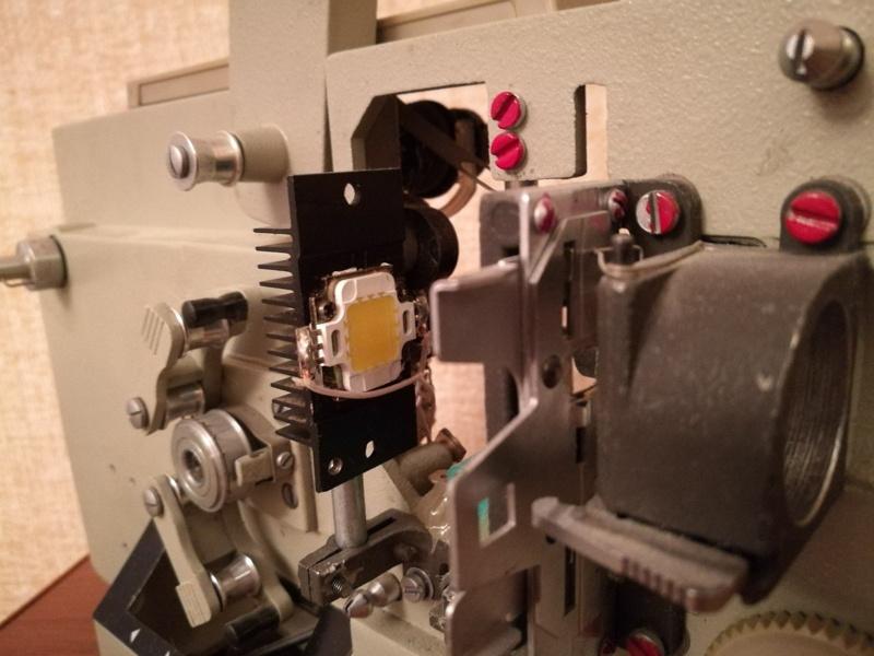 Самостоятельная оцифровка 8 мм кинопленки - 2