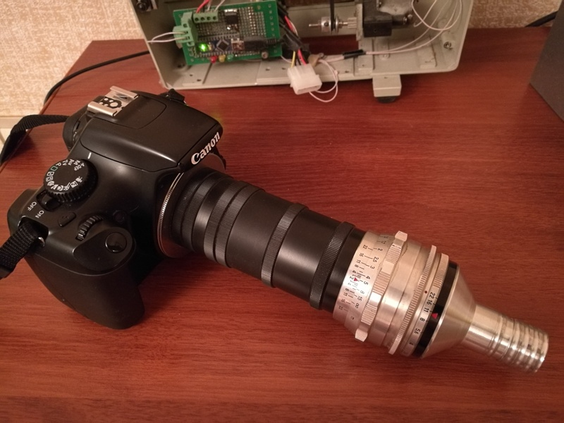 Самостоятельная оцифровка 8 мм кинопленки - 3