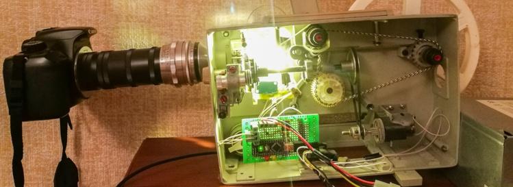 Самостоятельная оцифровка 8 мм кинопленки - 1
