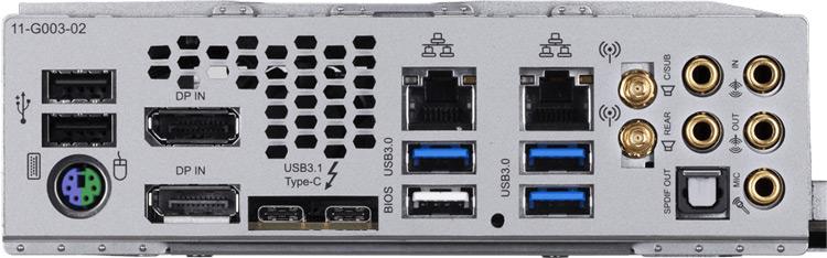 Можно предположить, что это самая дорогая плата Gigabyte на чипсете Intel X299 Express