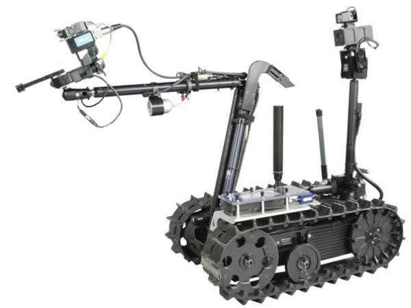 Военные роботы и их разработчики. Часть 1 - 2
