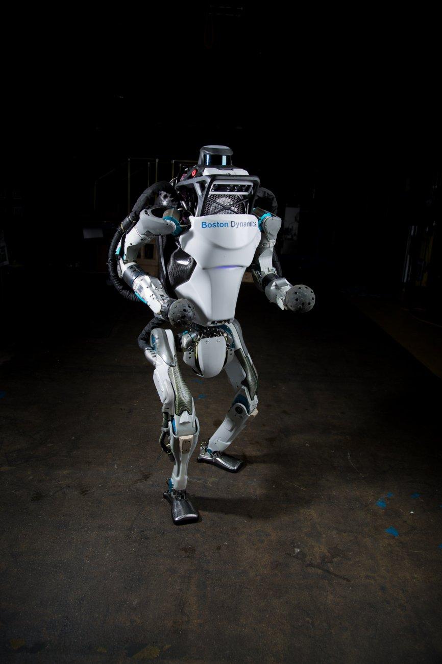 Военные роботы и их разработчики. Часть 1 - 8
