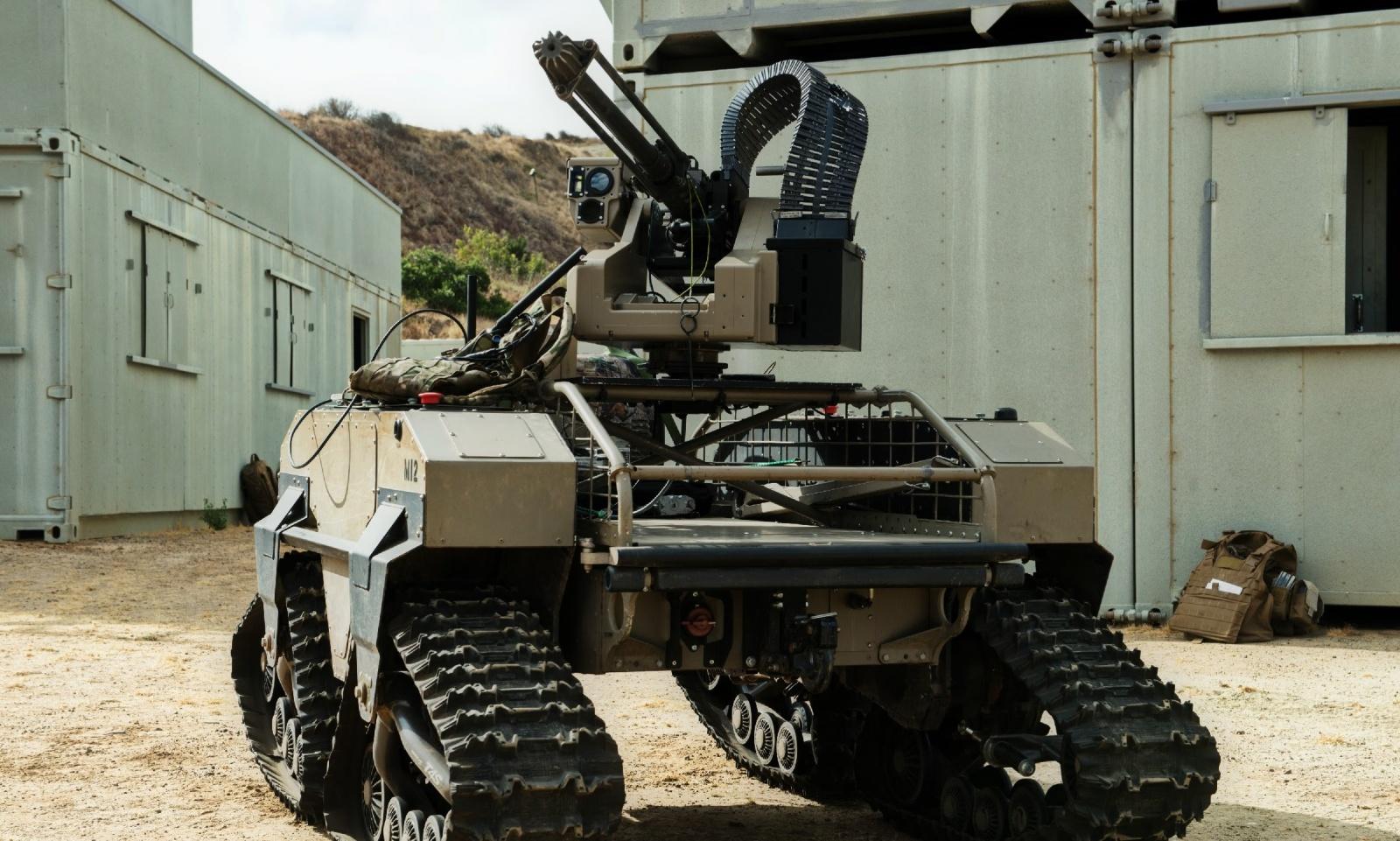 Военные роботы и их разработчики. Часть 1 - 1
