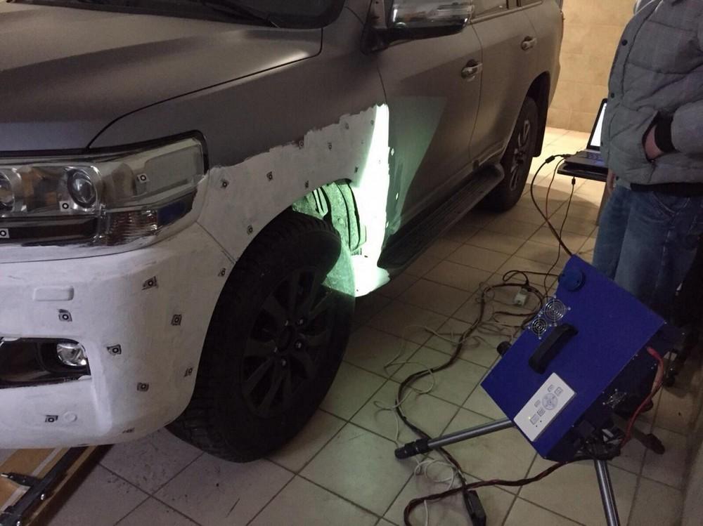 3D-сканирование автомобилей в тюнинге и ремонте - 17