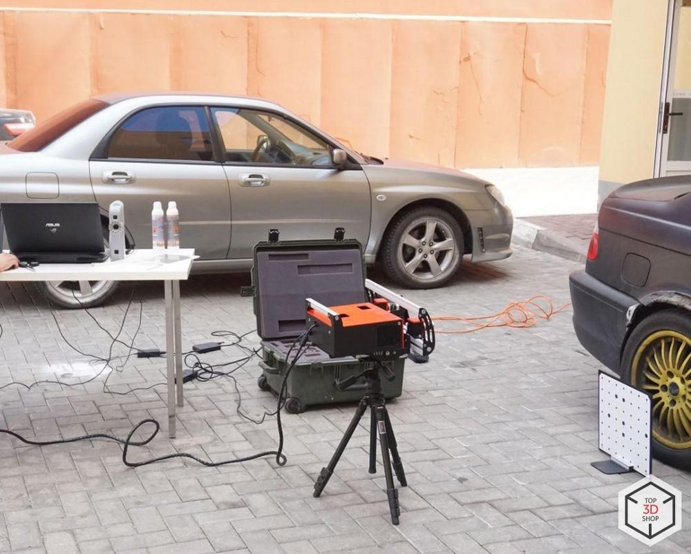 3D-сканирование автомобилей в тюнинге и ремонте - 19