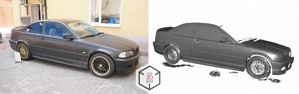 3D-сканирование автомобилей в тюнинге и ремонте - 20