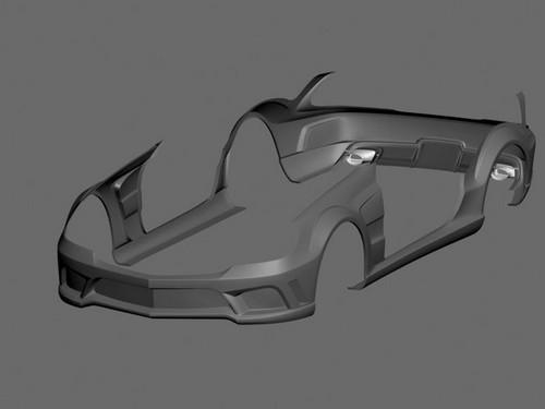 3D-сканирование автомобилей в тюнинге и ремонте - 5